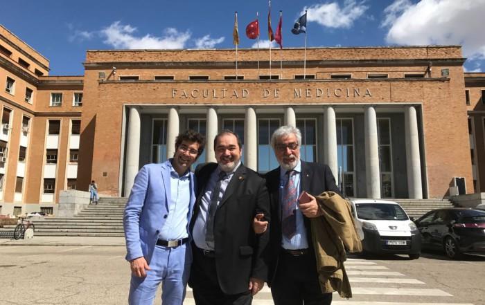 PRESENTACIÓN DEL NUEVO PROYECTO DE GHEOS EN MADRID