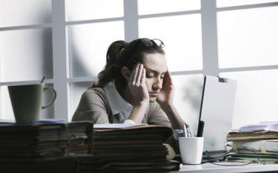 CASO REAL: Estoy muy cansada y con muchísimo trabajo.